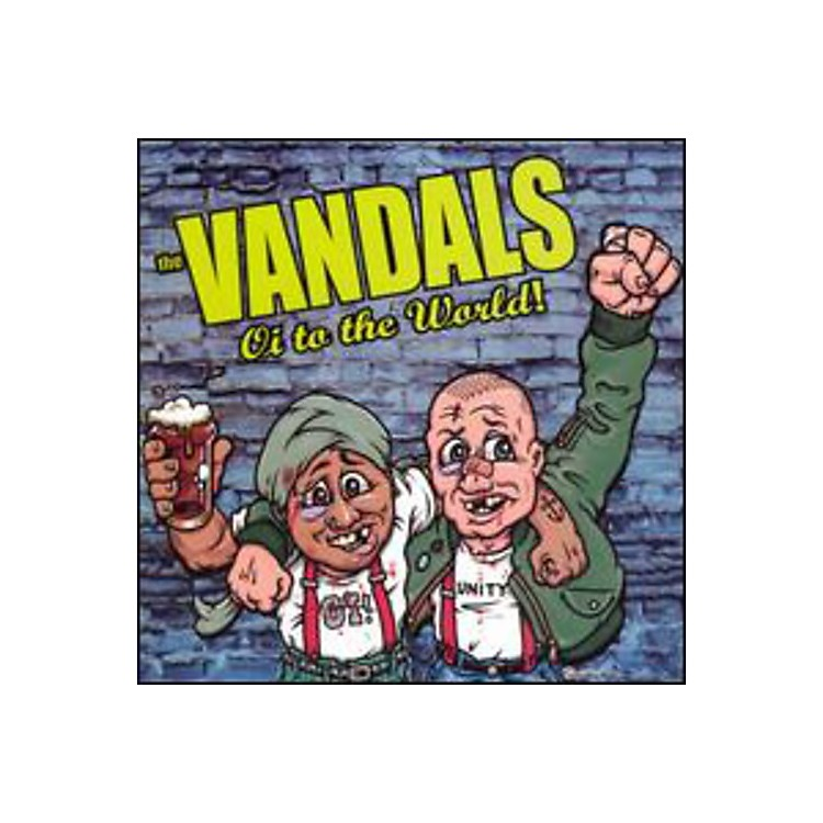 AllianceThe Vandals - Oi To The World!