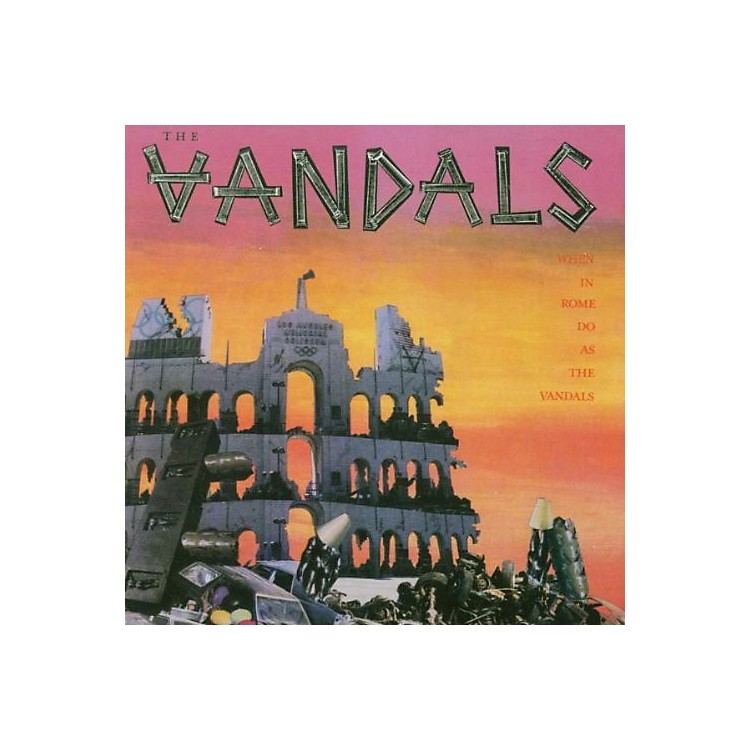 AllianceThe Vandals - When in Rome Do As the Vandals