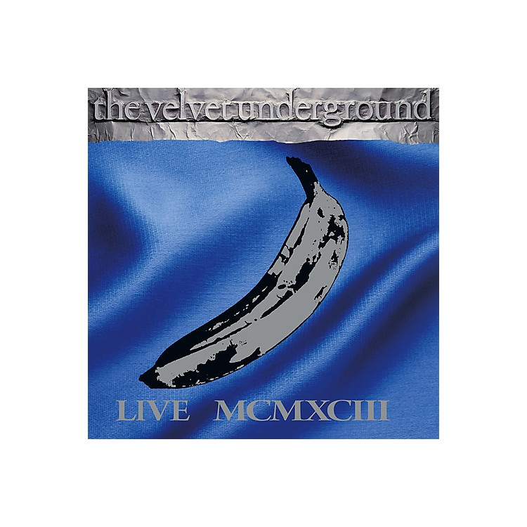 Alliance The Velvet Underground - Live MCMXCIII