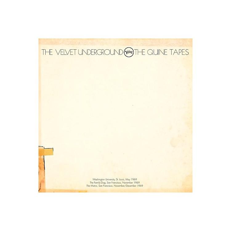 AllianceThe Velvet Underground - Quine Tapes