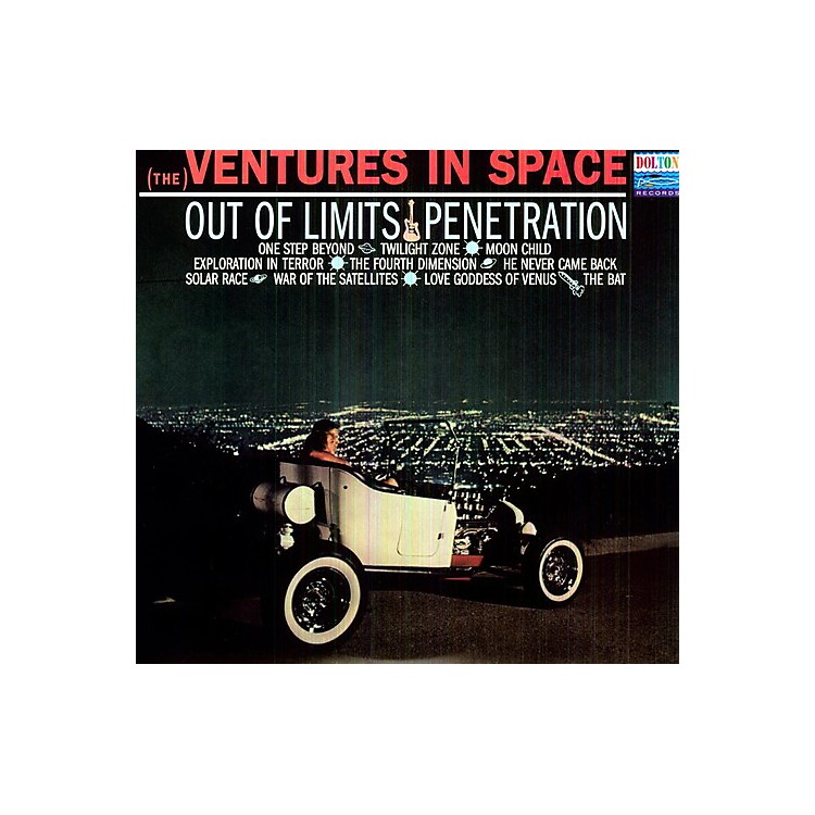 Alliance The Ventures - In Space