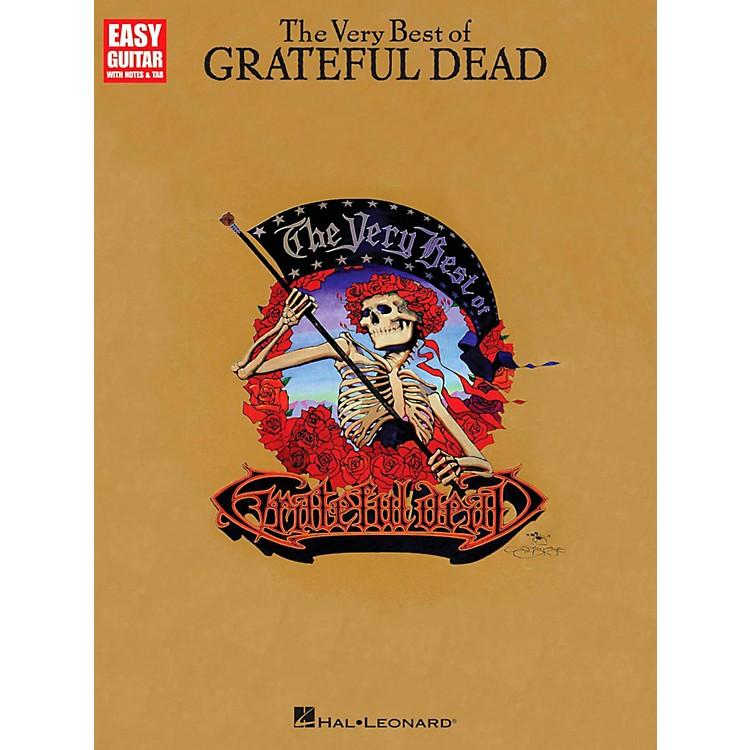 Hal LeonardThe Very Best Of Grateful Dead - Easy Guitar Tab