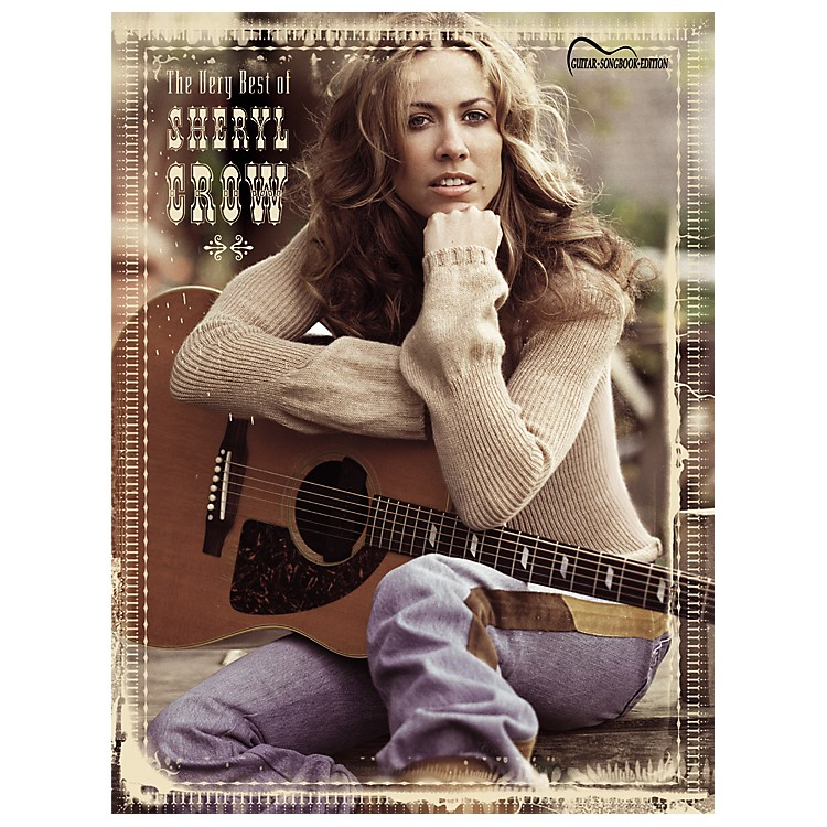 Alfred The Very Best of Sheryl Crow Guitar Tab Songbook