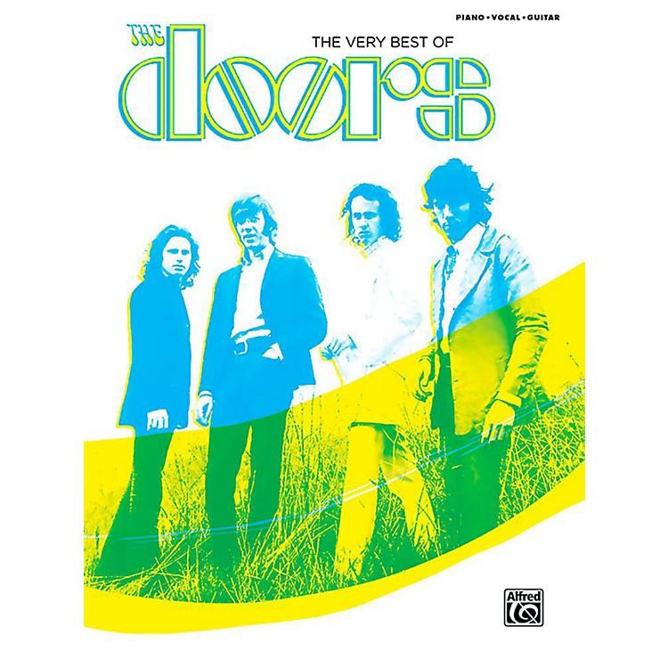 AlfredThe Very Best of The Doors - Piano/Vocal/Guitar Songbook