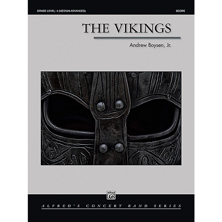 AlfredThe Vikings Concert Band Grade 4 (Medium Advanced)