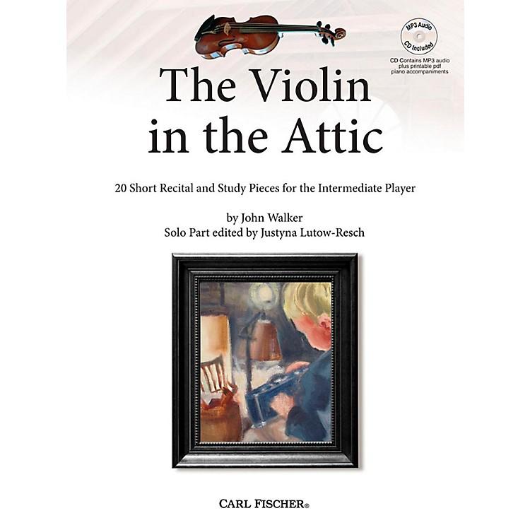 Carl FischerThe Violin in the Attic - Violin and Piano