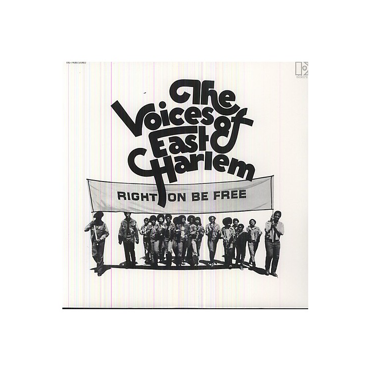 AllianceThe Voices of East Harlem - Right On Be Free