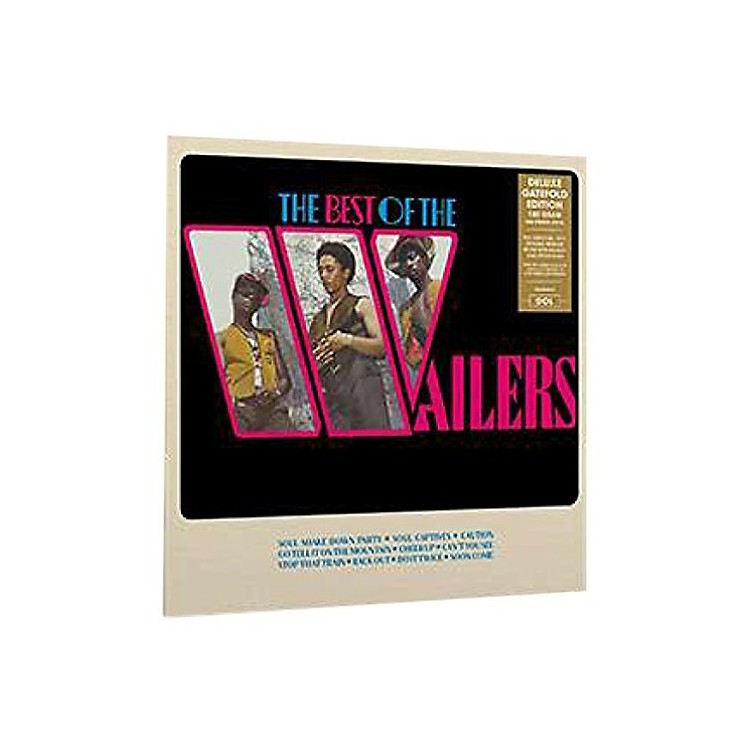 AllianceThe Wailers - Best Of The Wailers Beverley's Records