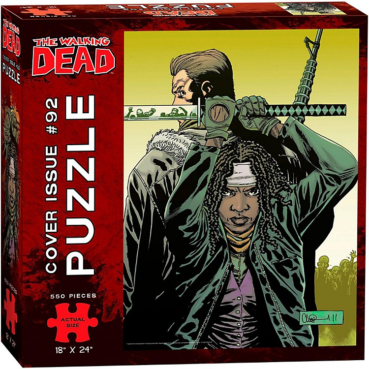 USAOPOLYThe Walking Dead Cover Art Issue 92 Puzzle