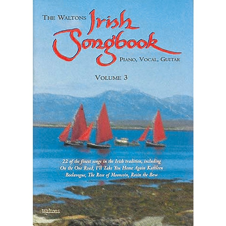 WaltonsThe Waltons Irish Songbook - Volume 3 Waltons Irish Music Books Series Softcover