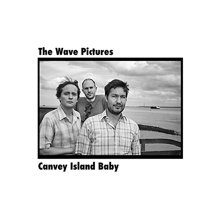 Alliance The Wave Pictures - Canvey Island Baby