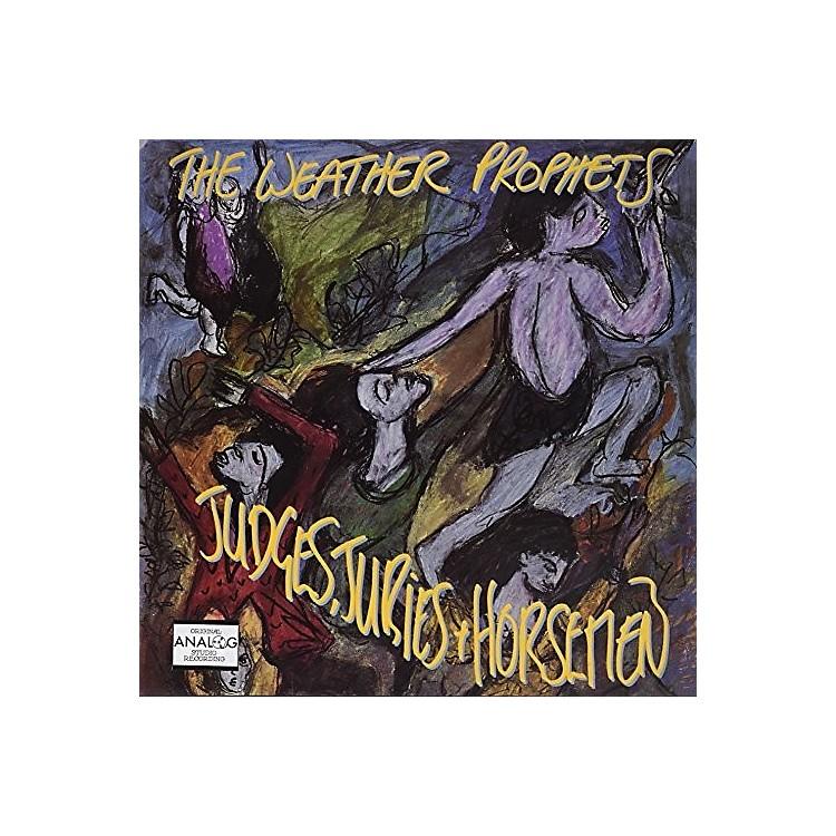 AllianceThe Weather Prophets - Judges Juries & Horsemen