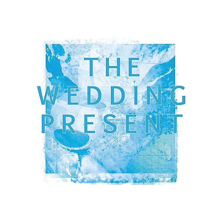 Alliance The Wedding Present - Back A Bit Stop