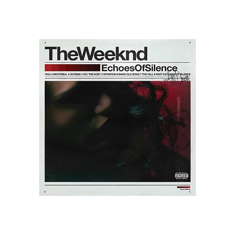 Alliance The Weeknd - Echoes of Silence