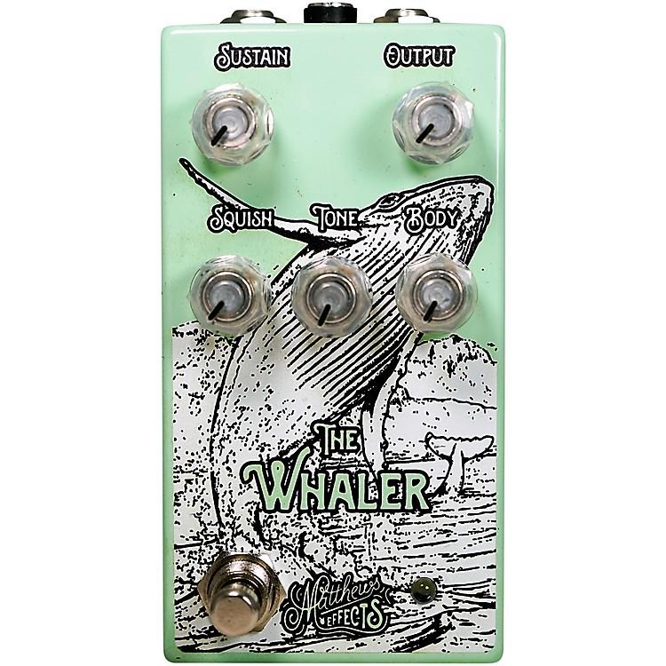 Matthews EffectsThe Whaler Fuzz Effects Pedal