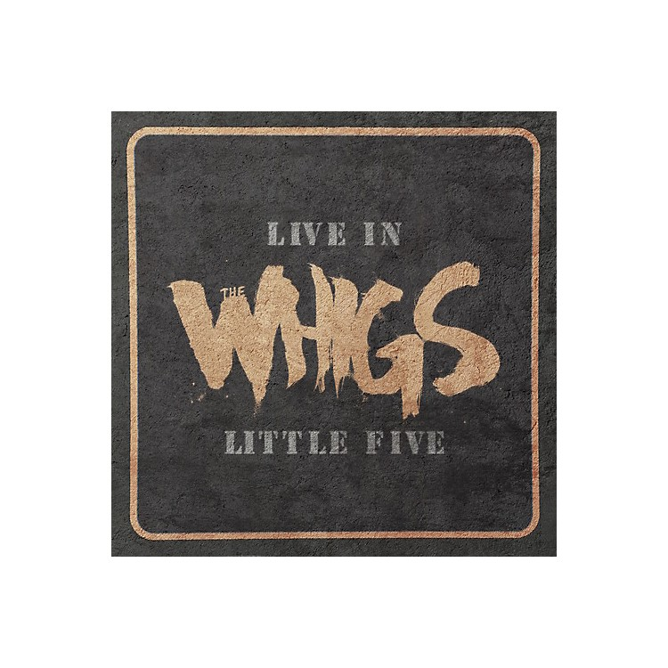 Alliance The Whigs - Live In Little Five