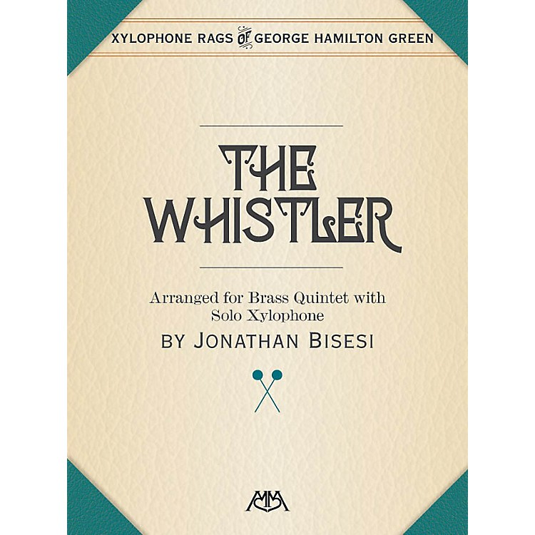 Meredith MusicThe Whistler Meredith Music Percussion Series Book  by George Hamilton Green