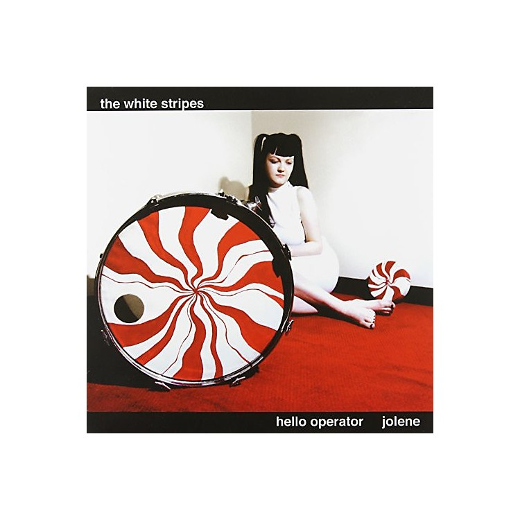 Alliance The White Stripes - Hello Operator/Jolene