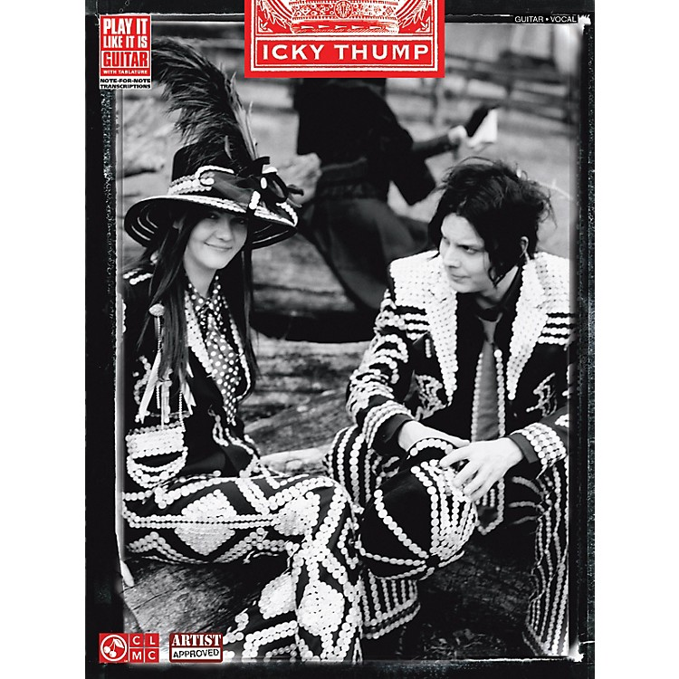 Cherry LaneThe White Stripes - Icky Thump Guitar Tab Songbook