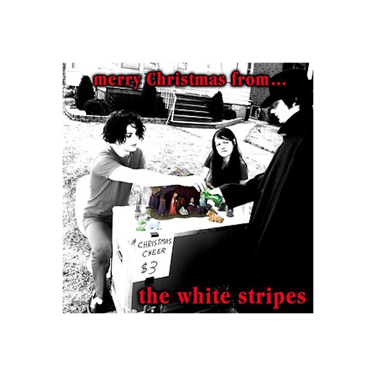 AllianceThe White Stripes - Merry Christmas From...