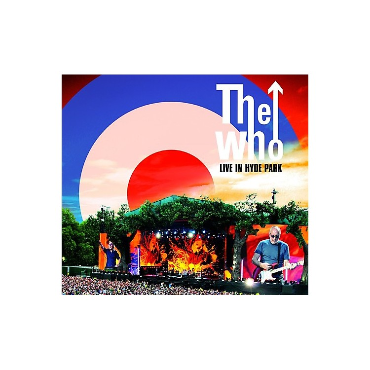 AllianceThe Who - Live In Hyde Park [LP/DVD]