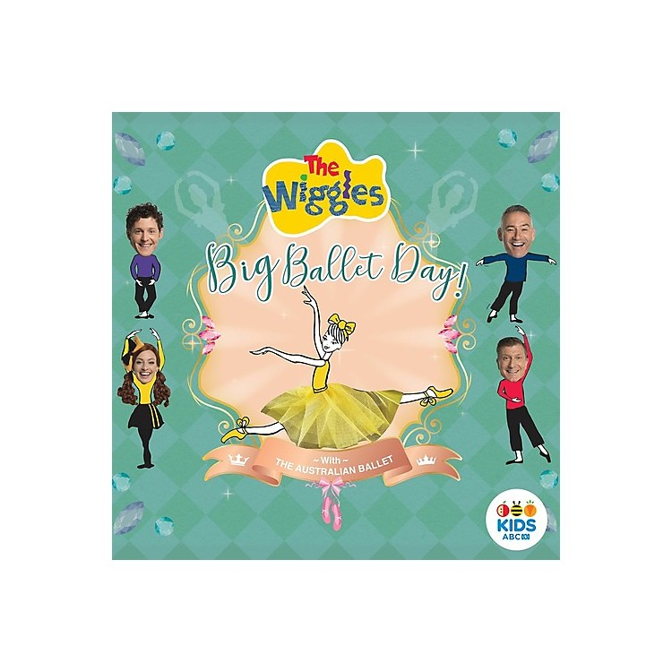Alliance The Wiggles - The Wiggles' Big Ballet Day! (CD)