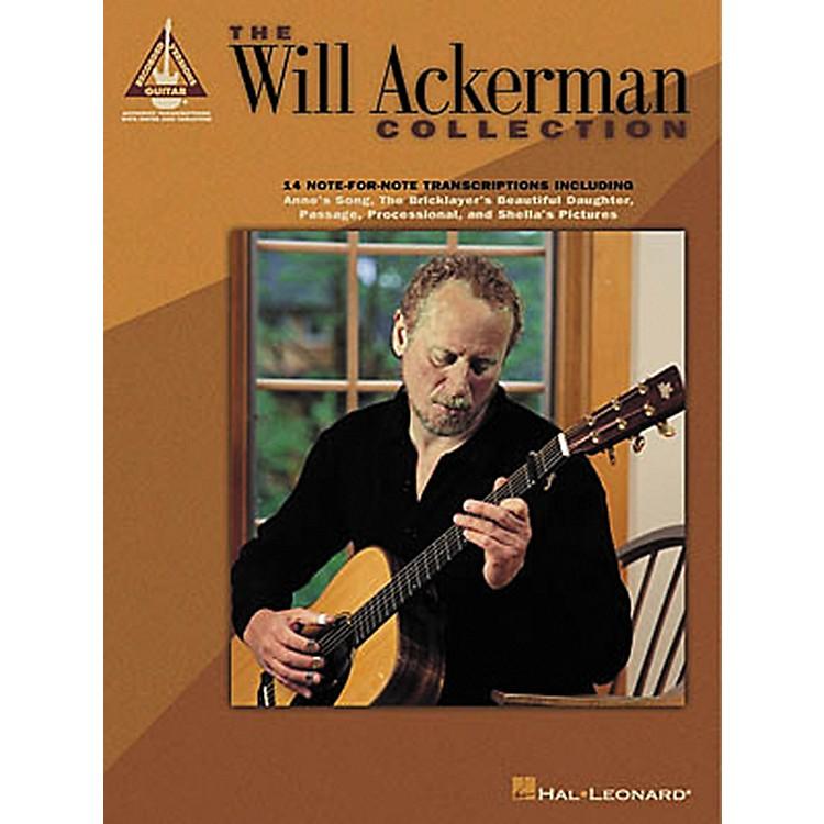 Hal LeonardThe Will Ackerman Collection Guitar Tab Songbook