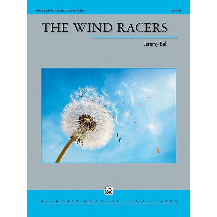 AlfredThe Wind Racers Concert Band Grade 4 (Medium Advanced)