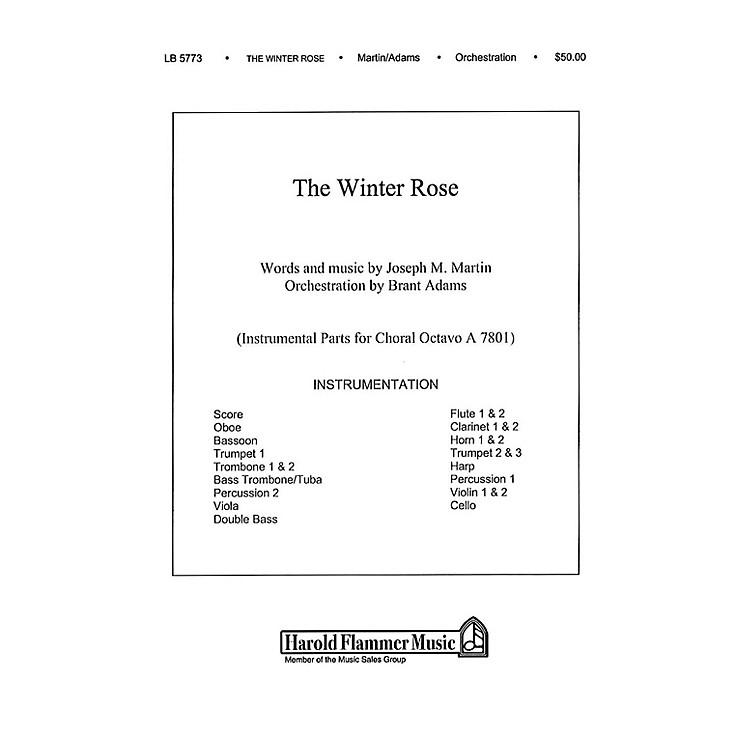 Shawnee PressThe Winter Rose Score & Parts composed by Joseph M. Martin