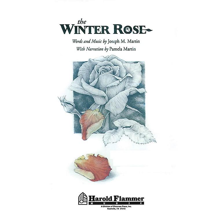 Shawnee PressThe Winter Rose Studiotrax CD Composed by Joseph M. Martin