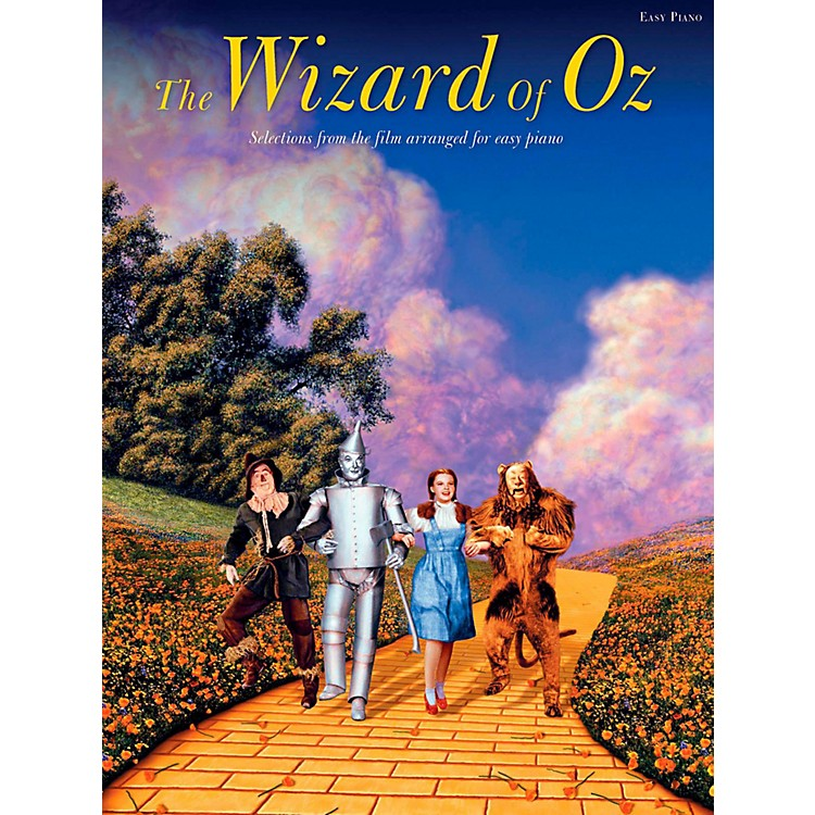 Music SalesThe Wizard Of Oz for Easy Piano