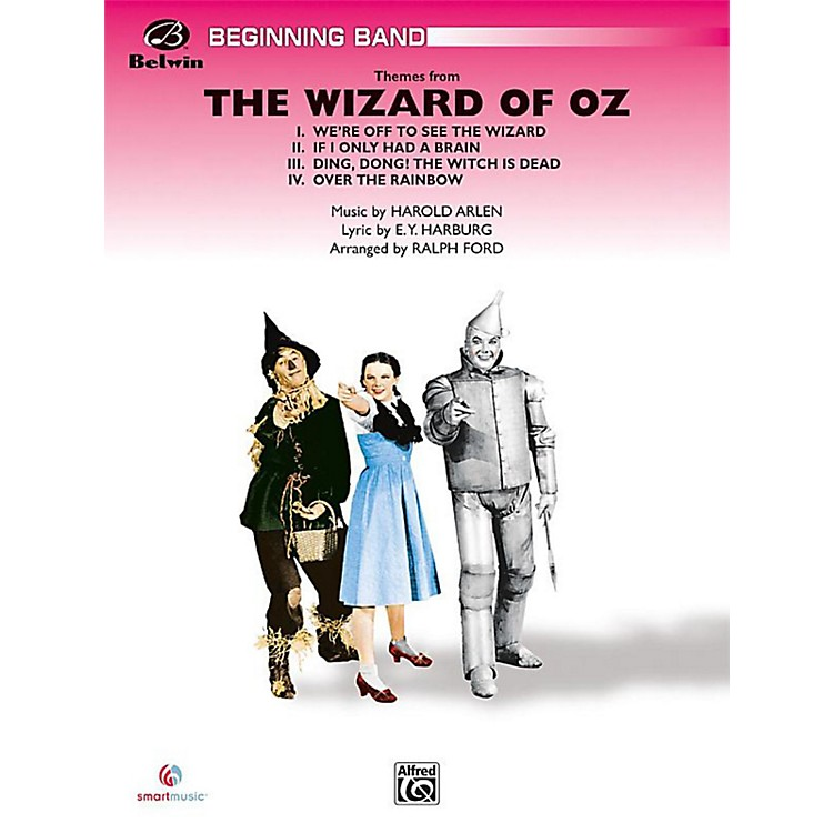 Alfred The Wizard of Oz Grade 1 (Very Easy)