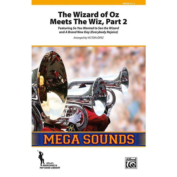 AlfredThe Wizard of Oz Meets The Wiz, Part 2 Grade 3 (Medium)