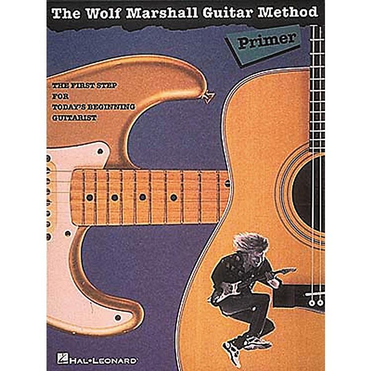 Hal LeonardThe Wolf Marshall Guitar Method Primer Book