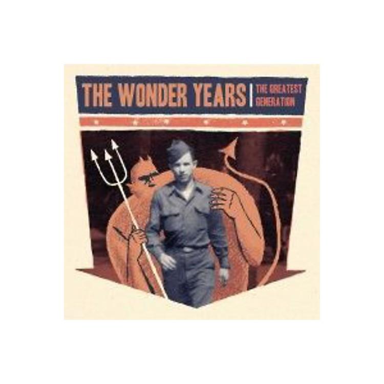 AllianceThe Wonder Years - Greatest Generation