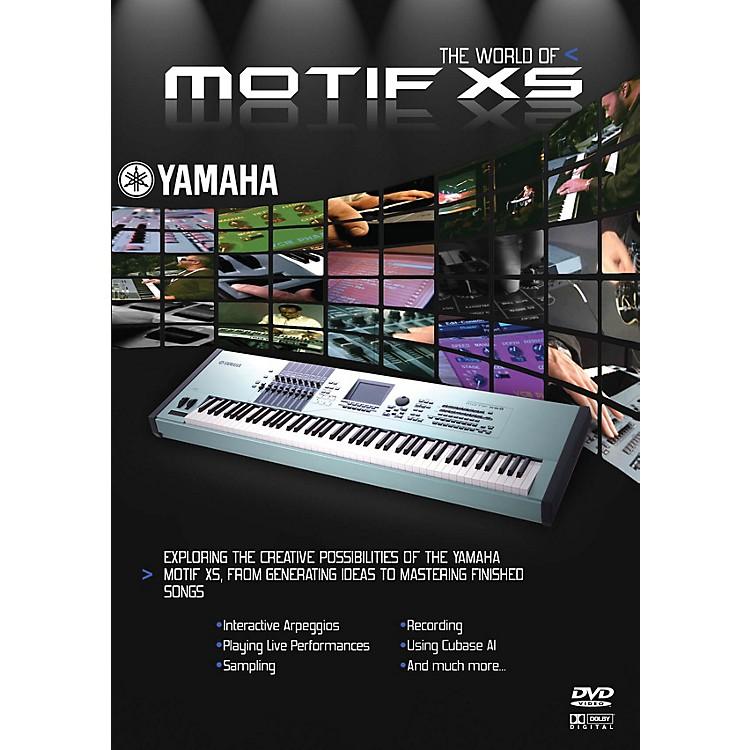 KeyfaxThe World of Motif XS DVD Series DVD Written by Athan Billias