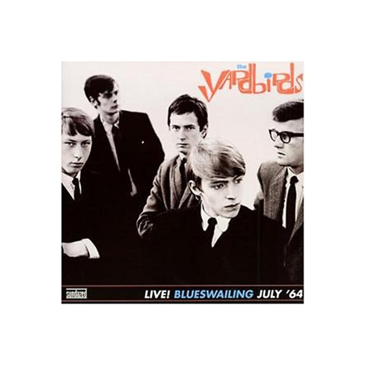 AllianceThe Yardbirds - Blueswailing: Live 1964