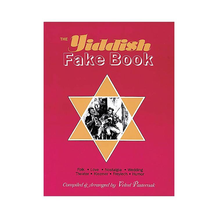 Tara PublicationsThe Yiddish (Fake Book)