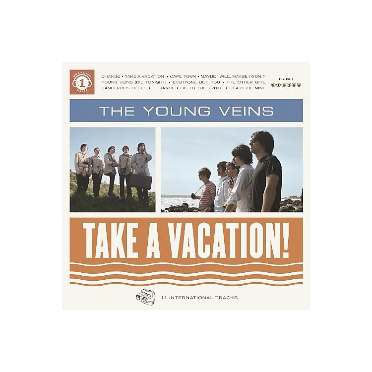 Alliance The Young Veins - Take A Vacation!