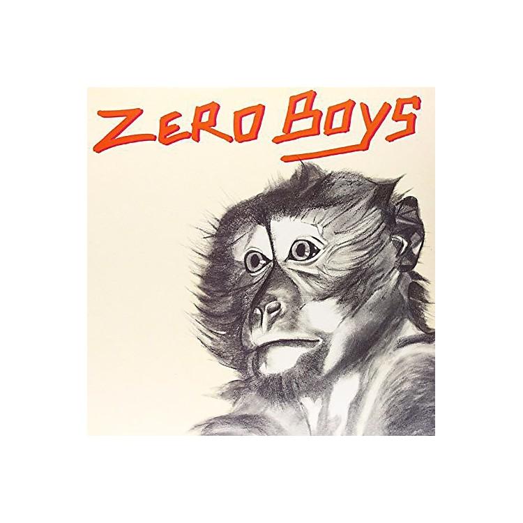 AllianceThe Zero Boys - Monkey