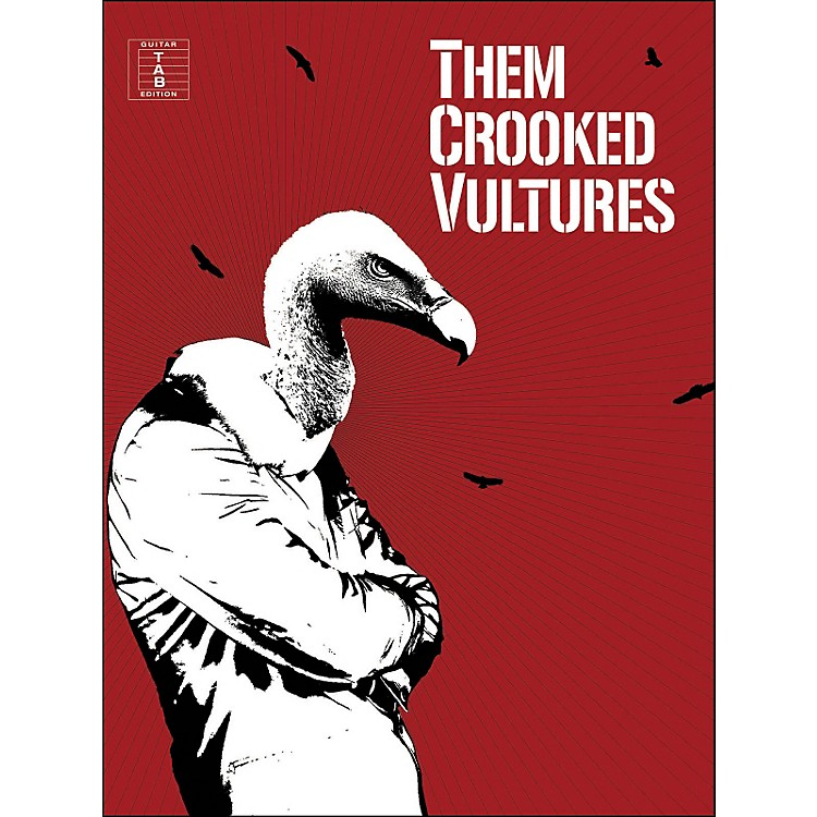 Music SalesThem Crooked Vultures - Guitar Tab Edition