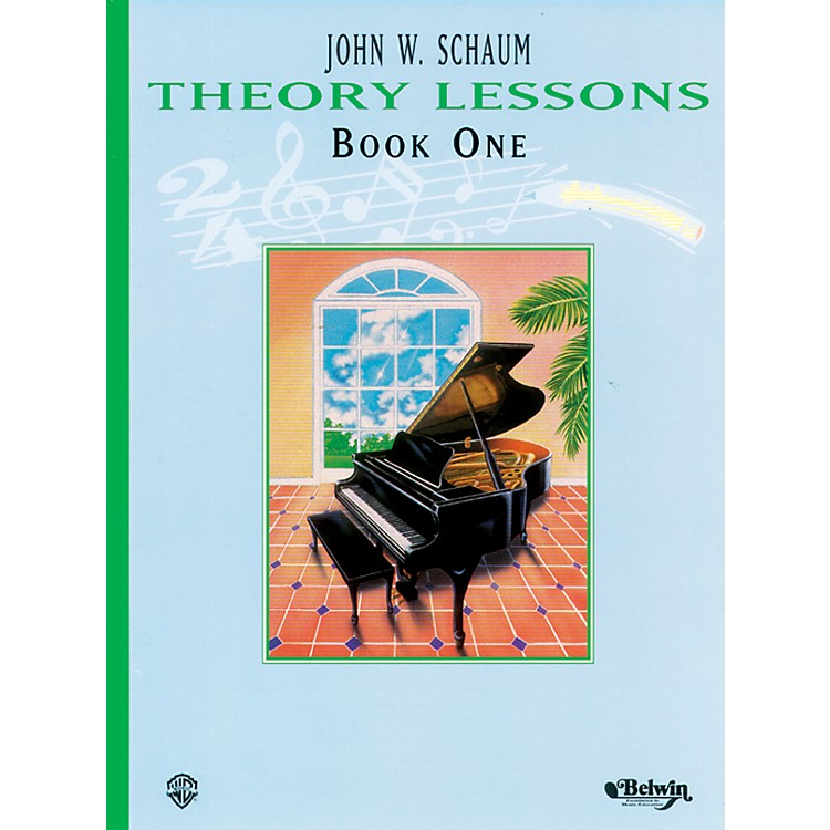 AlfredTheory Lessons Book 1