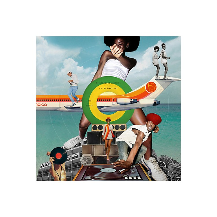 AllianceThievery Corporation - The Temple Of I & I