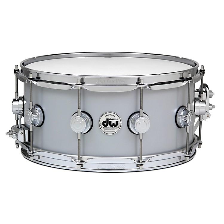 DWThin Aluminum Snare Drum14 x 6.5 in.Chrome Hardware