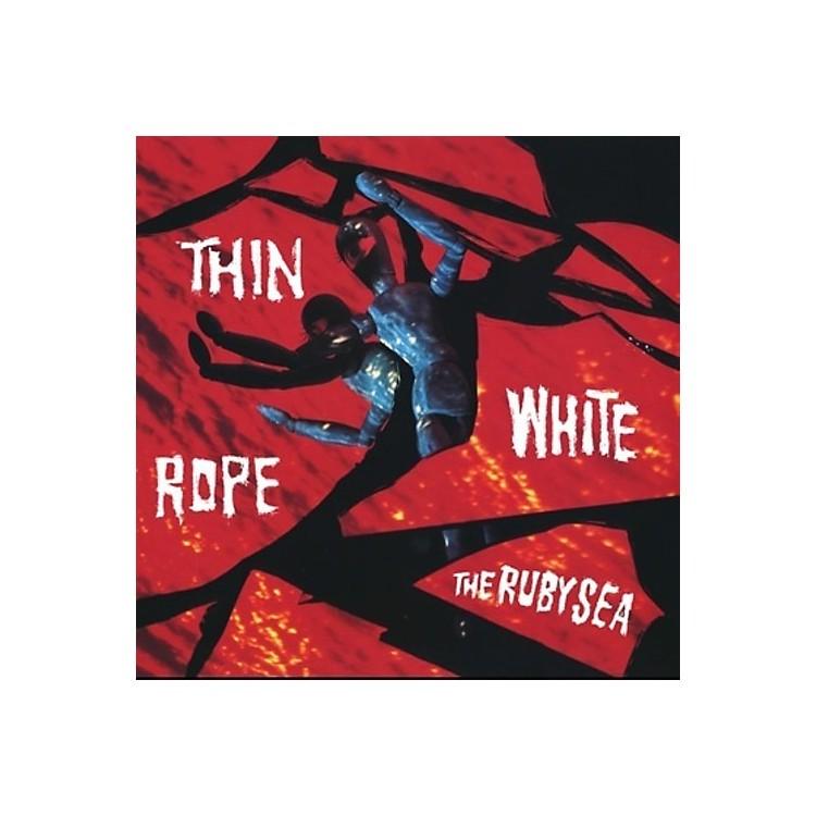 AllianceThin White Rope - The Ruby Sea