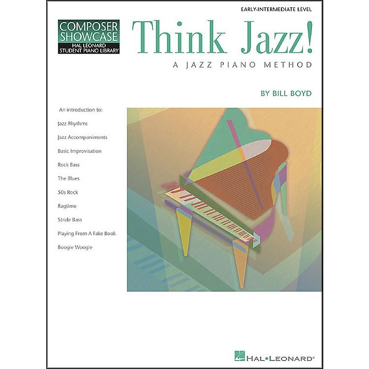 Hal LeonardThink Jazz Book 1 by Bill Boyd