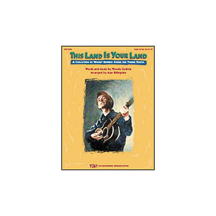Hal LeonardThis Land is Your Land - A Collection of Woodie Guthrie Songs CD