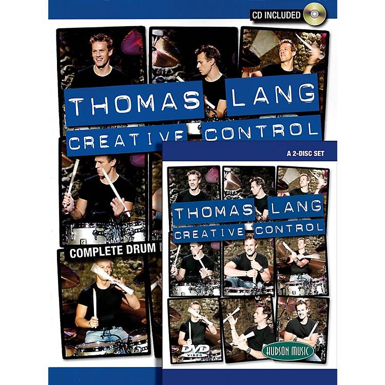 Hudson MusicThomas Lang - Creative Control (Book/CD/DVD Pack) DVD Series Performed by Thomas Lang