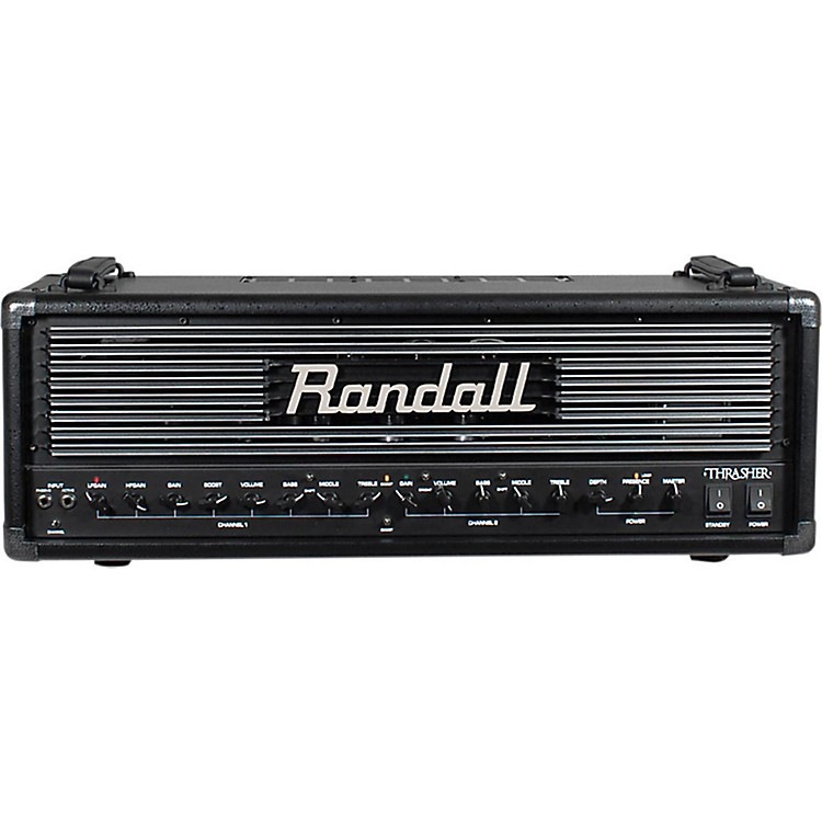 RandallThrasher 120W 4-Mode All-Tube Amplifier Head