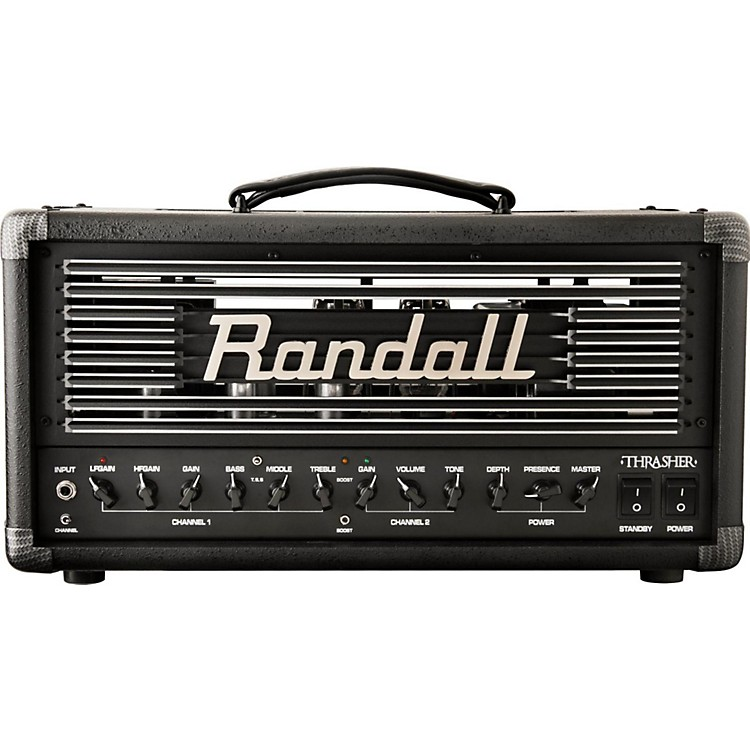 randall thrasher 50w tube guitar amp head music123. Black Bedroom Furniture Sets. Home Design Ideas